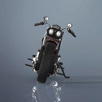 moter bike 3D model