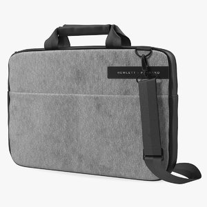 laptop bag hp 3D