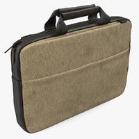 3D slim laptop brief
