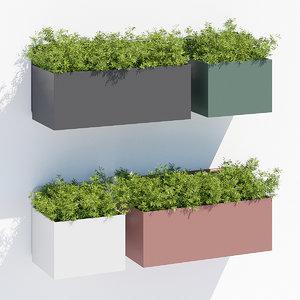 wall box 3D