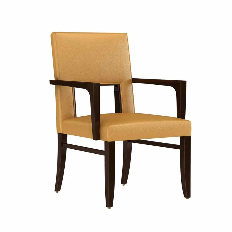 3d Model Chair Esham Dining Arm Turbosquid 1385671