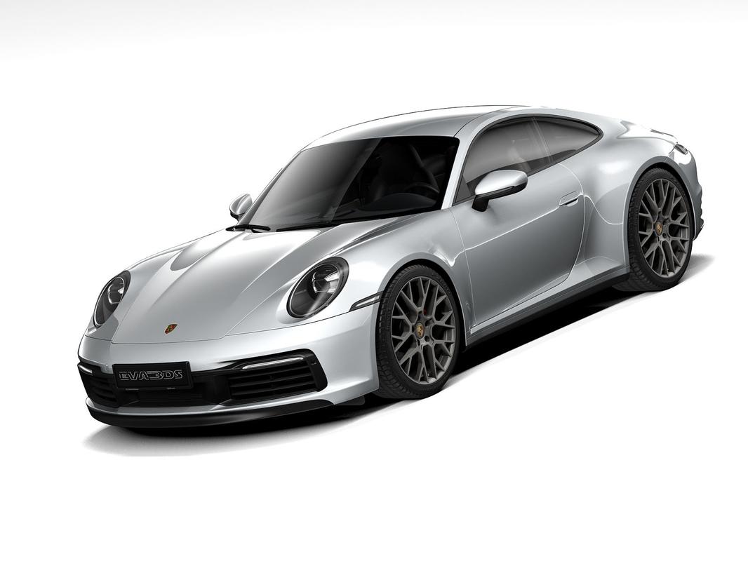 porsche 911 carrera coupe model
