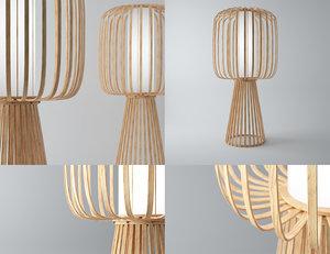 floor light model