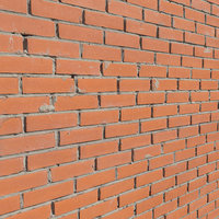 Ultra realistic Brick wall Scan