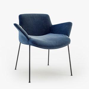 3D burgaz chair
