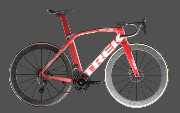 roadbike madone slr 9 3D model