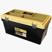 toolbox ready pbr 3D model
