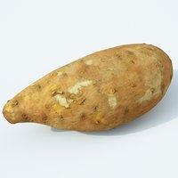 sweet potato model