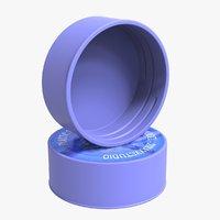 plastic screw cap model