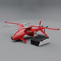 Cargo drone Zelator-28
