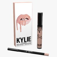 kylie jenner matte lip model