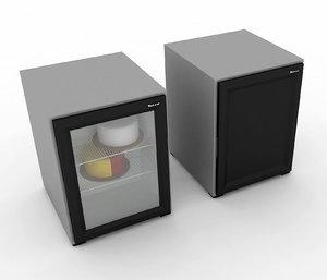 minibar kleo 3D model