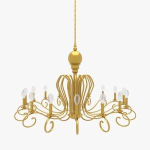 hanging lamp 3D