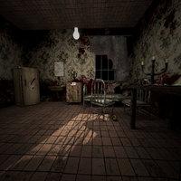 room horror 3D model