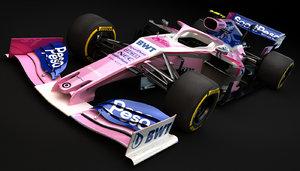 1 f1 racing 3D model