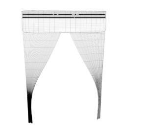 curtain classic blind model