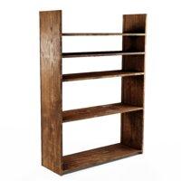 shelves pantry 3D model