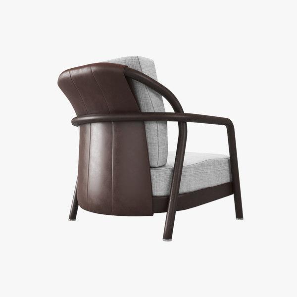 3D model chair v16