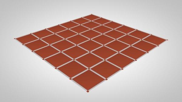 dancefloor dance floor 3D