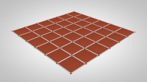 dancefloor dance floor 3D