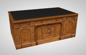 3D resolute desk