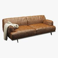 sofa realistic photorealistic model