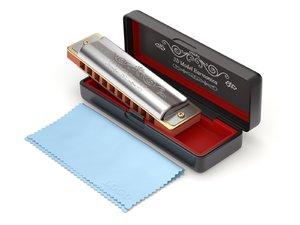 3D box harmonica