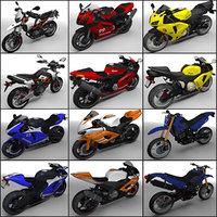 Motorbikes pack