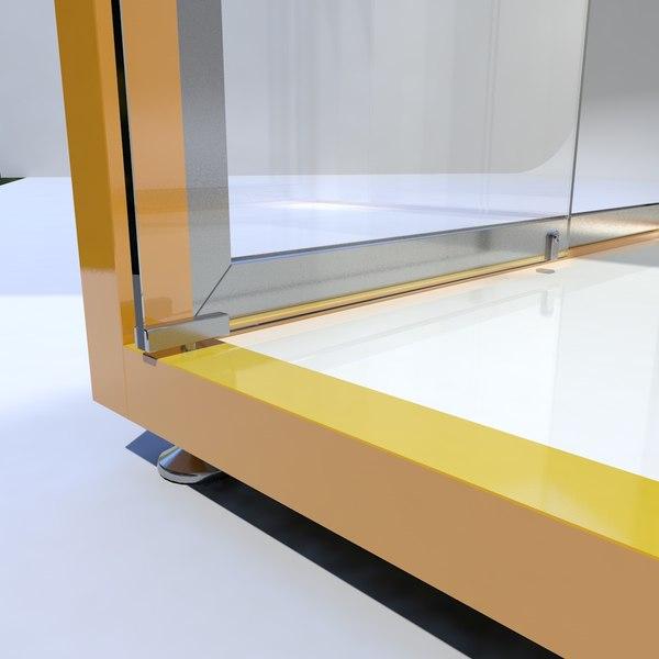 remote pod 3D model