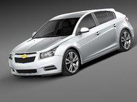 Chevrolet Cruze Hatchback 2012