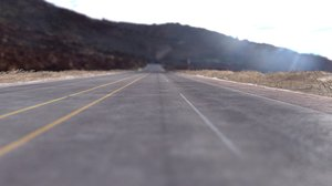 seamless realistic roads pbr 3D model