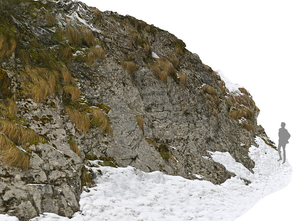 viking cliffs 16k 3D