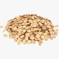 oatmeal pile model