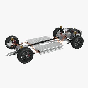 3D rwd hybrid chassis