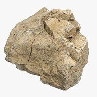 Scanned Cliff Rock 102