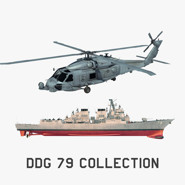 2 helicopter 3D model