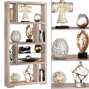 3D decorative set 37