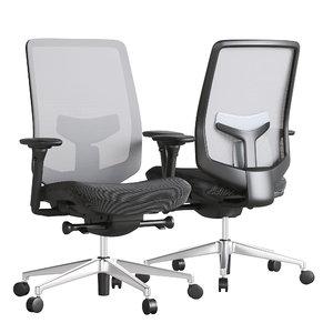 hermanmiller verus chairs 3D model