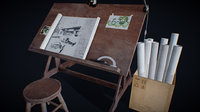 Drafting Table