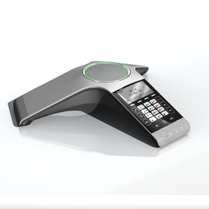 3D model conference phone
