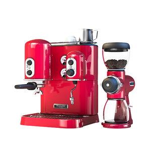 coffee artisan 3D model