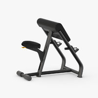 gym fitness weight 3D