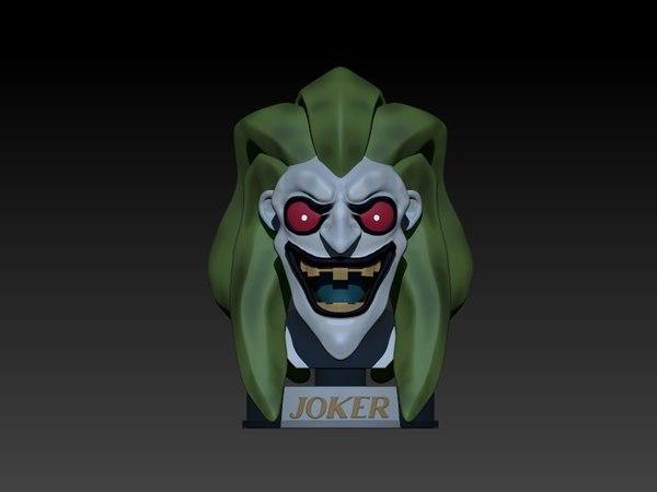 3D joker printing