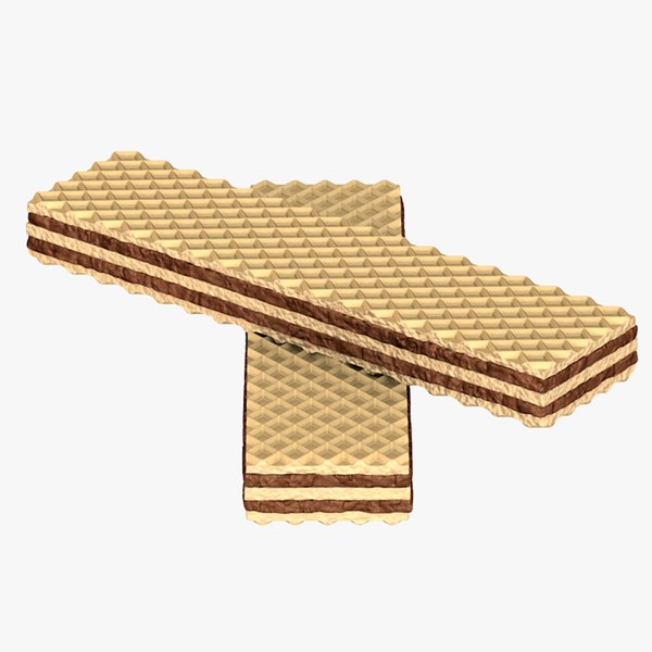 3D wafer cookie