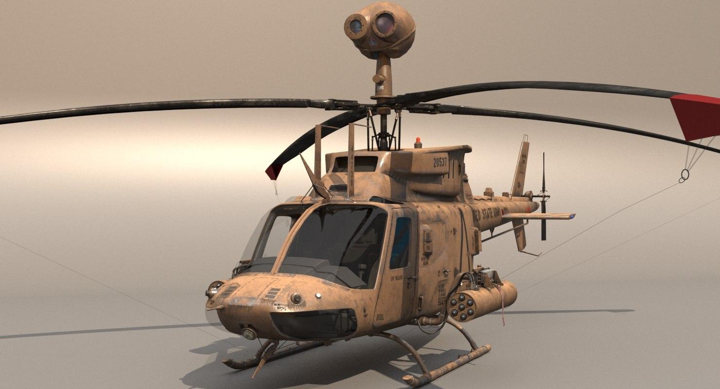 cockpit sand camo bell model
