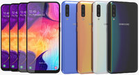 Samsung Galaxy A50 All Colors