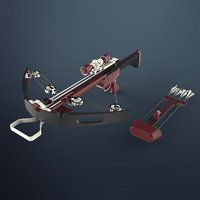 crossbow bow model