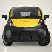 electronic car materials model