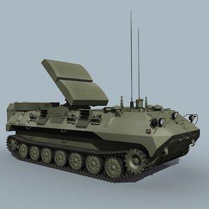 russian mobile radar 3D