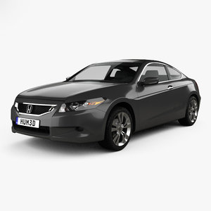 honda accord cs 3D
